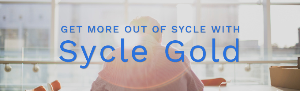 Get more out of Sycle with Sycle Gold